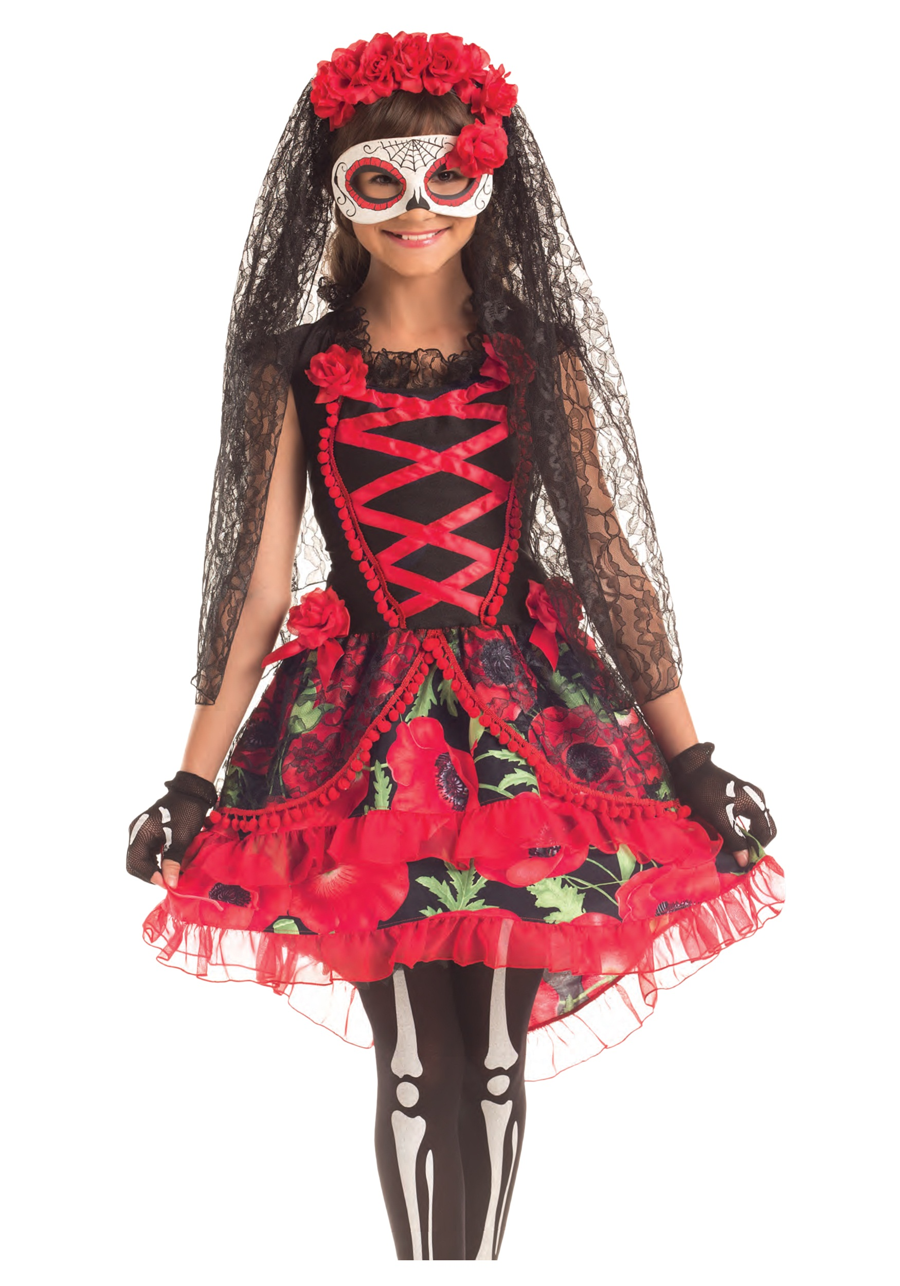 Sugar Skull & Day of the Dead Costumes