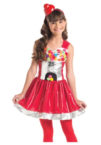Child Bubblegum Cutie Costume By: Party King for the 2015 Costume season.