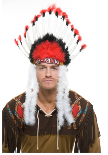 Indian Headdress By: Charades for the 2015 Costume season.