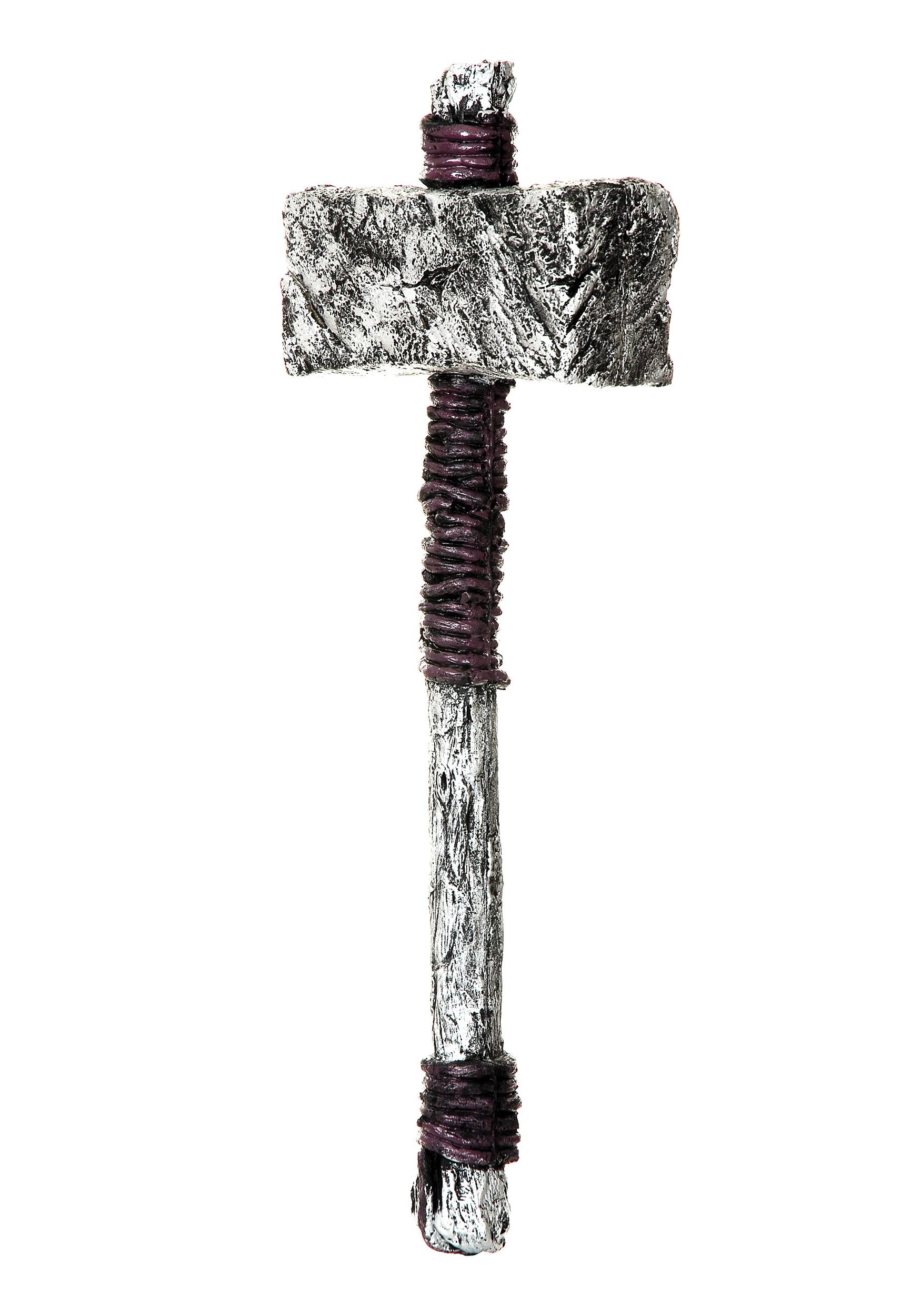 Viking Sledge Hammer Prop Weapon