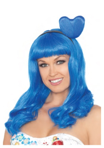 Click Here to buy California Blue Candy Girl Adult Wig from HalloweenCostumes, USA Funds & Shipping