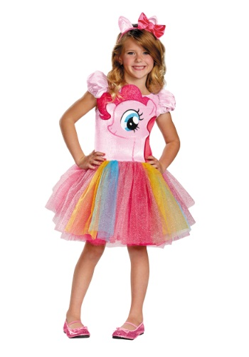 Pinkie Pie Tutu Prestige Costume By: Disguise for the 2015 Costume season.