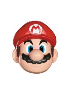 Mario Adult Mask