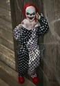 Leg Kicking Clown on Swing - Animatronics Halloween Decorations