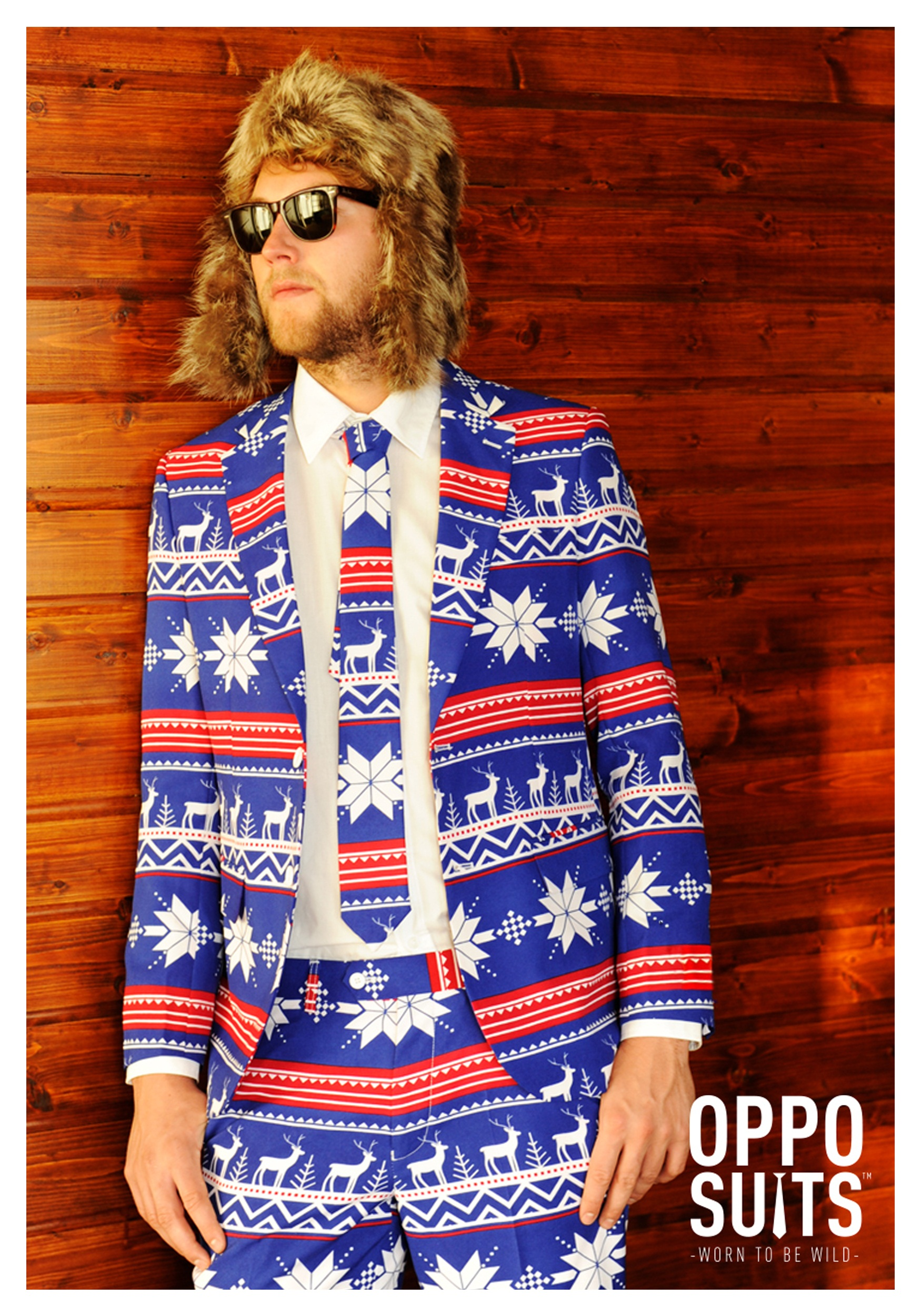 Mens christmas cardigan sweater