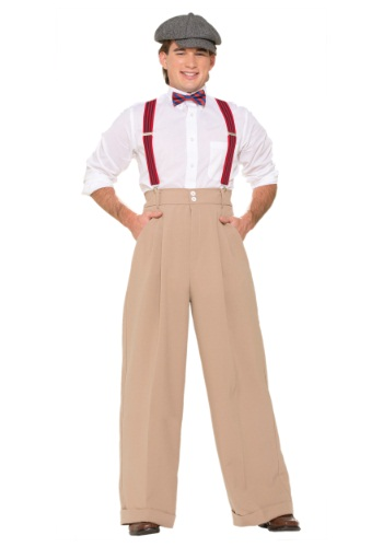 Mens Roarin 20s Deluxe Pants By: Forum for the 2015 Costume season.