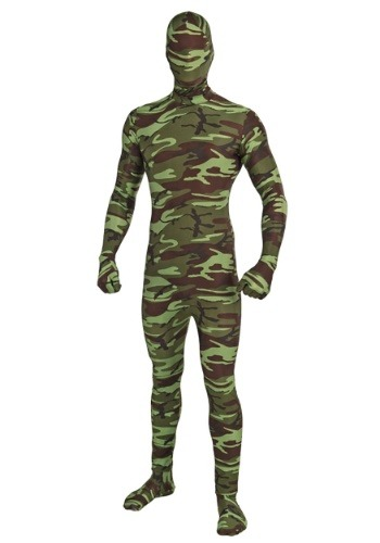 Click Here to buy Kids Camo Second Skin from HalloweenCostumes, USA Funds & Shipping