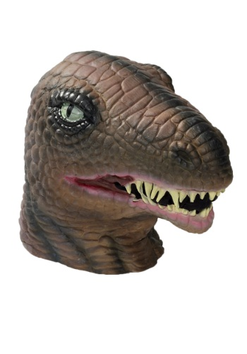 Click Here to buy Deluxe Dinosaur Latex Mask from HalloweenCostumes, USA Funds & Shipping