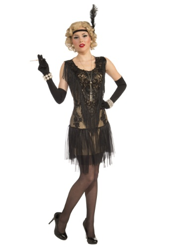 Click Here to buy Lacey Lindy Adult Costume from HalloweenCostumes, USA Funds & Shipping