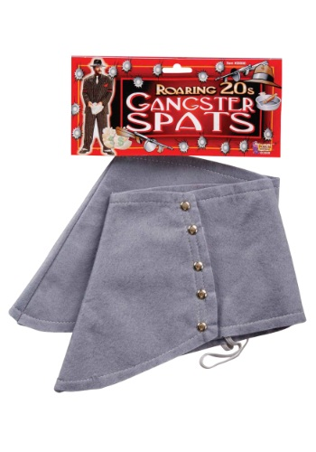 Gray Spats By: Forum for the 2015 Costume season.