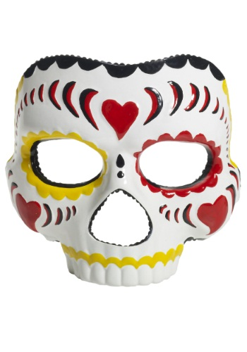 Female Day of the Dead Mask