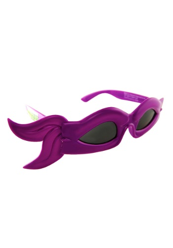 TMNT Donatello Sunglasses By: Hip Hop Wholesale for the 2015 Costume season.