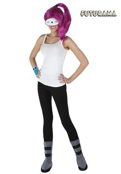 Womens Futurama Leela Costume
