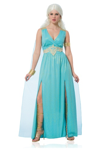 Game of Thrones Daenerys Targaryen Kaleesi - Women's Dragon Queen Costume