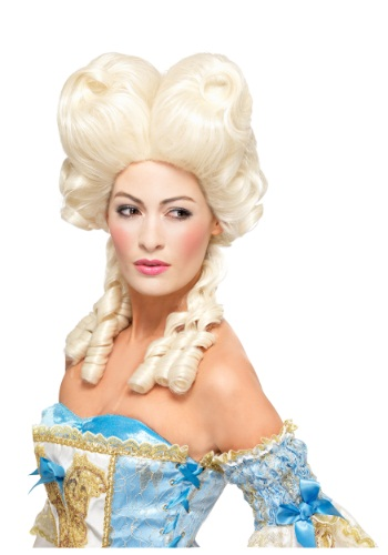 Adult Deluxe Marie Antoinette Wig By: Smiffys for the 2015 Costume season.