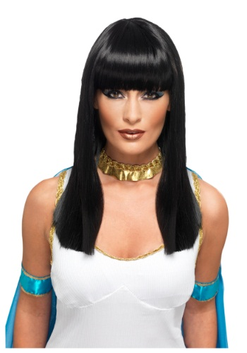Adult Deluxe Cleopatra Wig By: Smiffys for the 2015 Costume season.