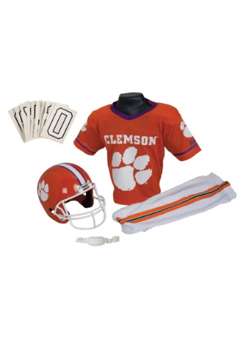 Clemson Tigers Child Football Uniform By: Franklin Sports for the 2015 Costume season.