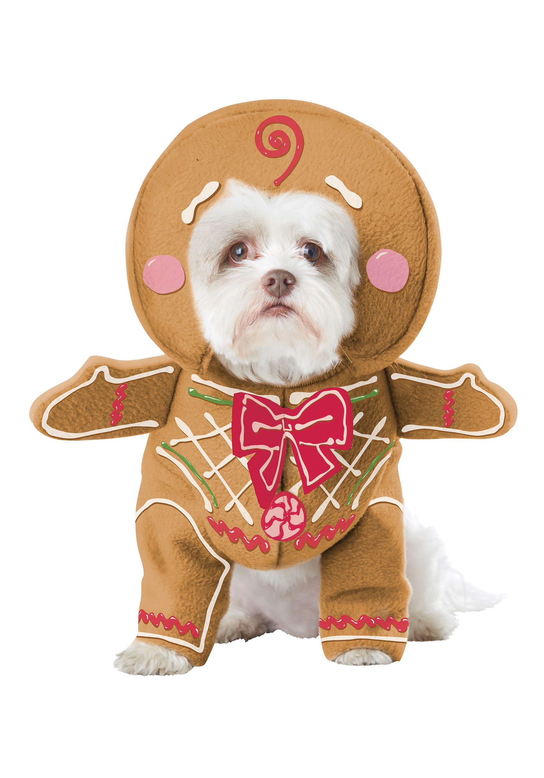 sc 1 st  Halloween Costumes & Gingerbread Pup Dog Costume