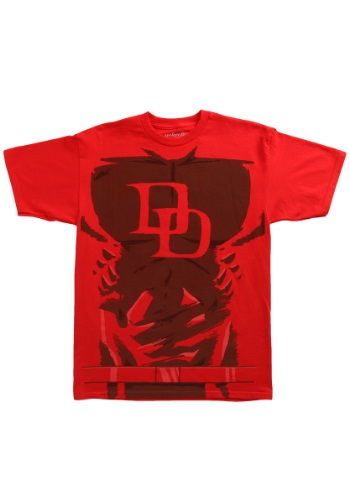 I am Daredevil Costume T Shirt By: Mighty Fine for the 2015 Costume season.