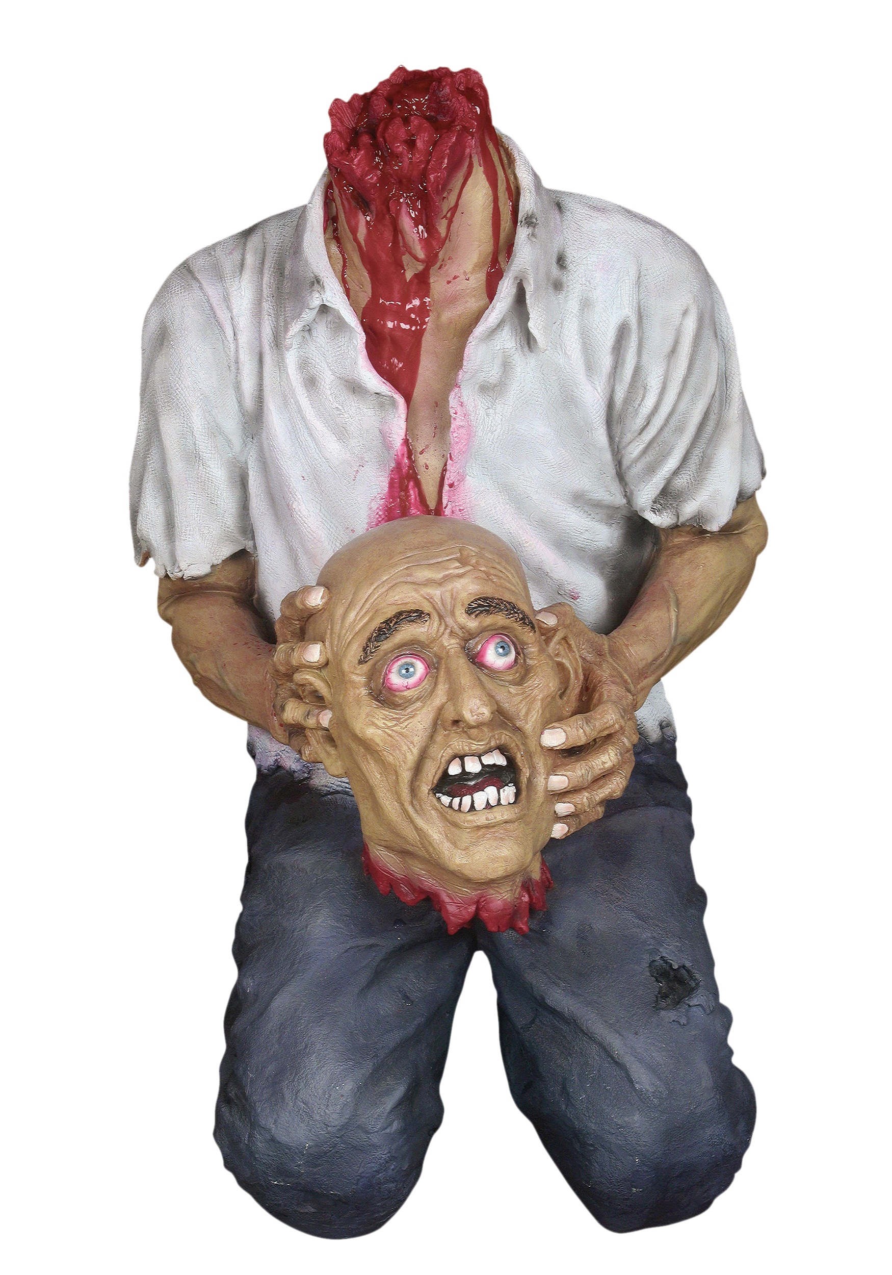 Bleeding Headless Corpse
