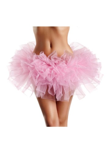 Light Pink Organza Tutu By: Be Wicked for the 2015 Costume season.