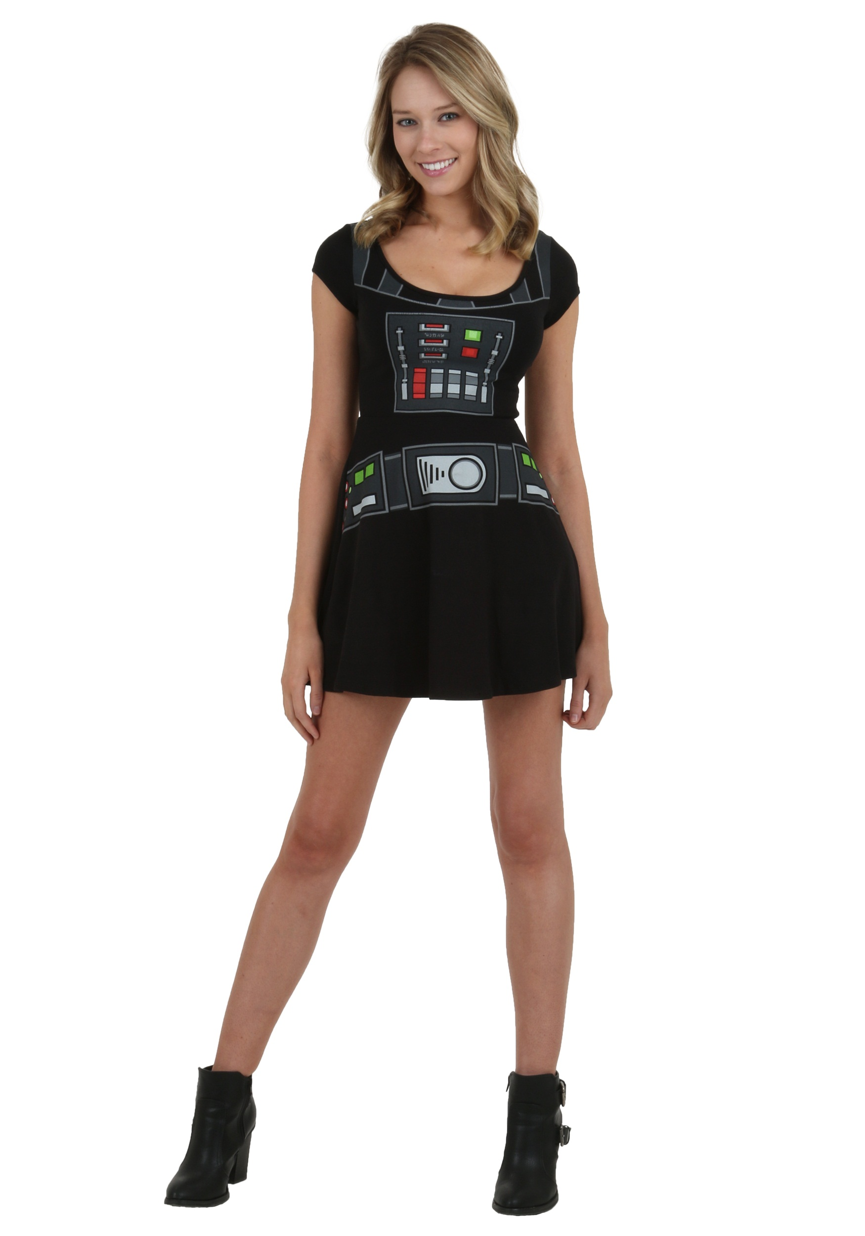 Darth Vader Costumes - Adult, Child, Kids Star Wars Halloween Costume