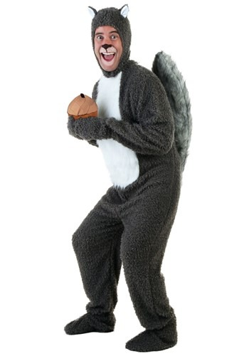 Plus Size Squirrel Costume