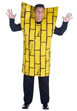 Plus Size Adult Yellow Brick Road
