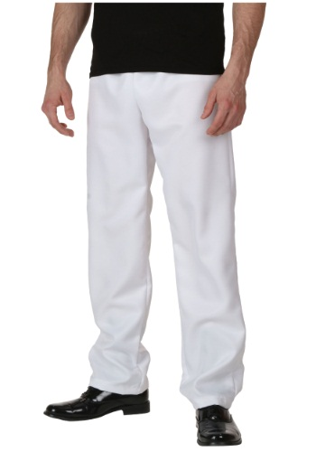Adult White Pants By: Bayi Co. for the 2015 Costume season.