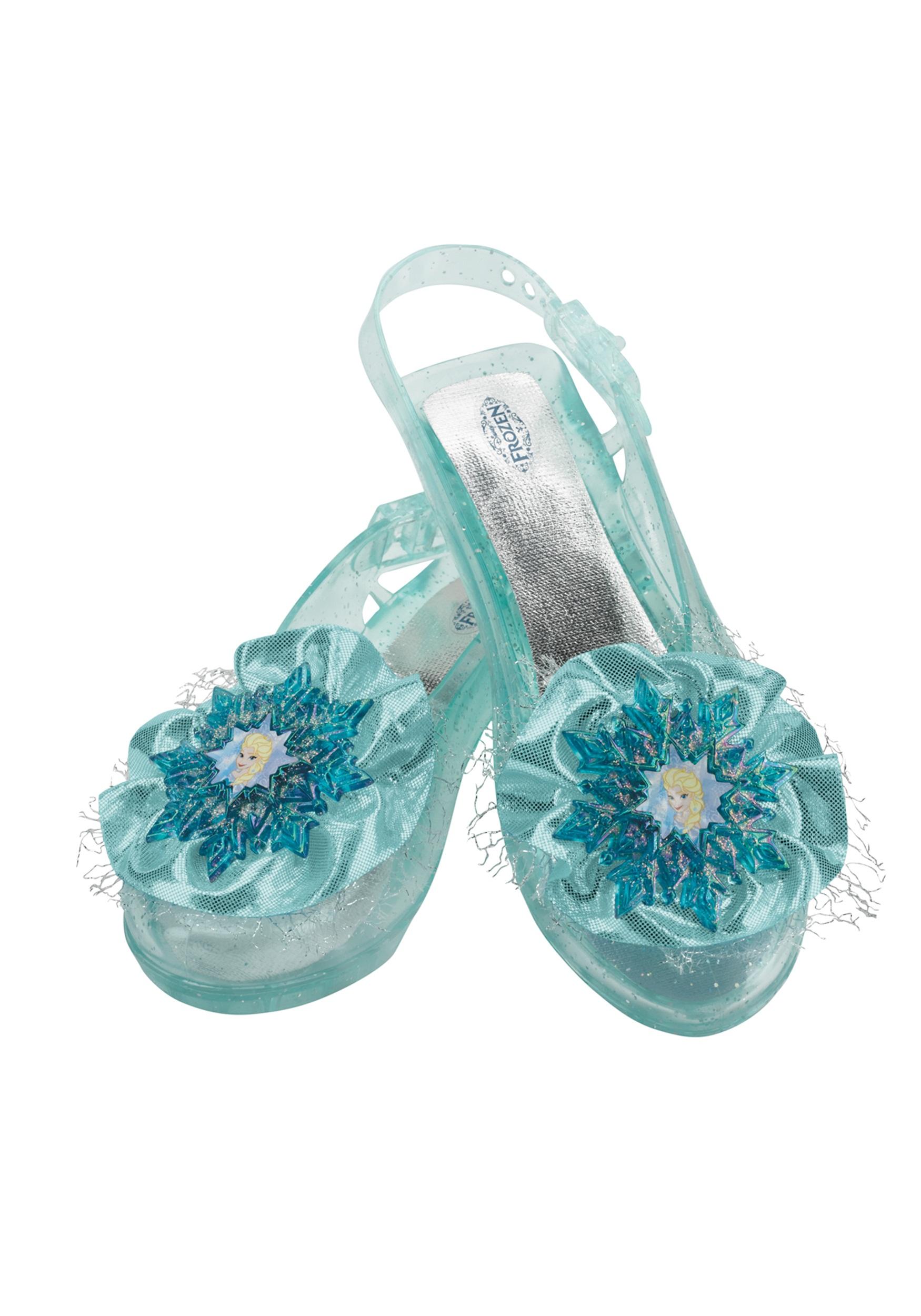 Frozen Elsa's Shoes DI80476