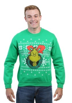 Grinchin' Sweatshirt
