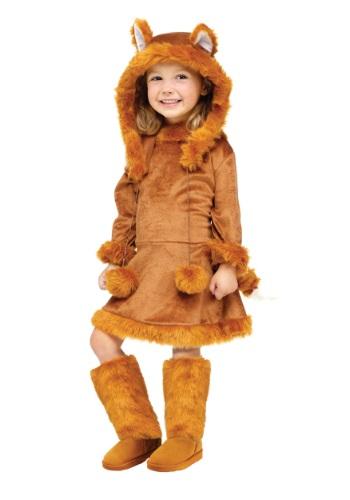 Sweet Fox Girls Costume-3018