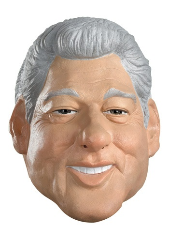 Bill Clinton Mask By: Disguise for the 2015 Costume season.