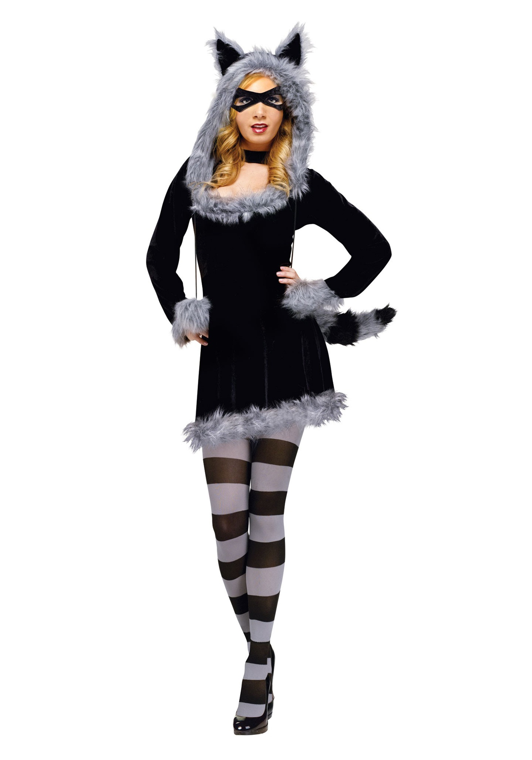 Racy raccoon adult costume solutioingenieria Gallery
