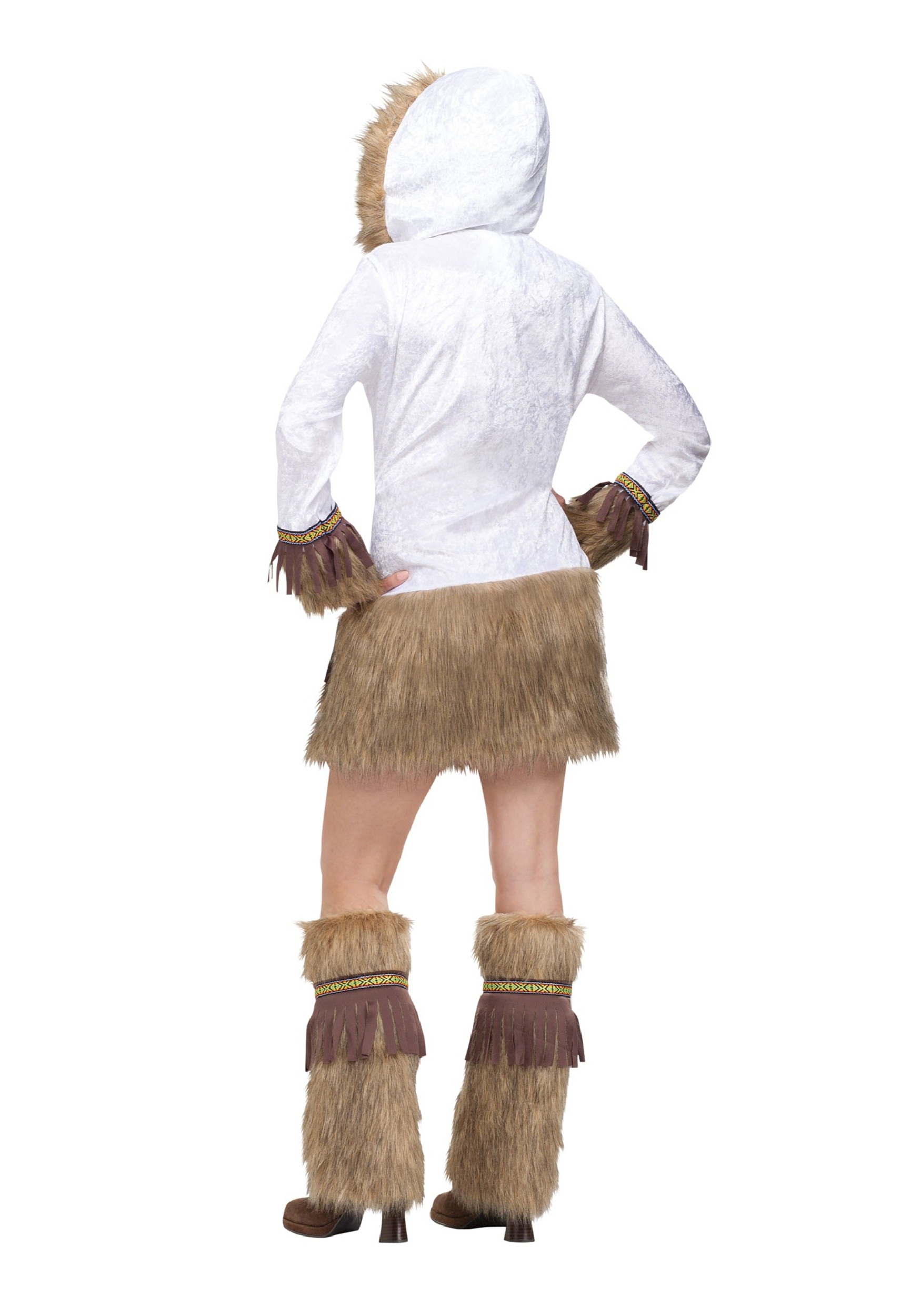 Cute Inuit Costume For Women-6470