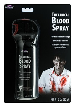 Aerosol Blood Writer 1