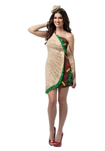 Taco Costume Dress