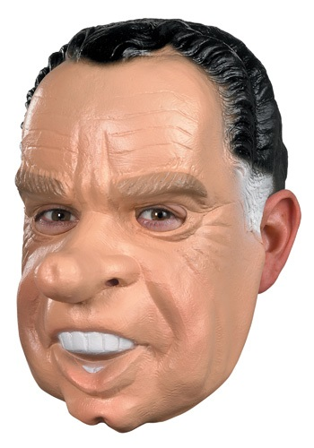 Richard Nixon Mask By: Disguise for the 2015 Costume season.