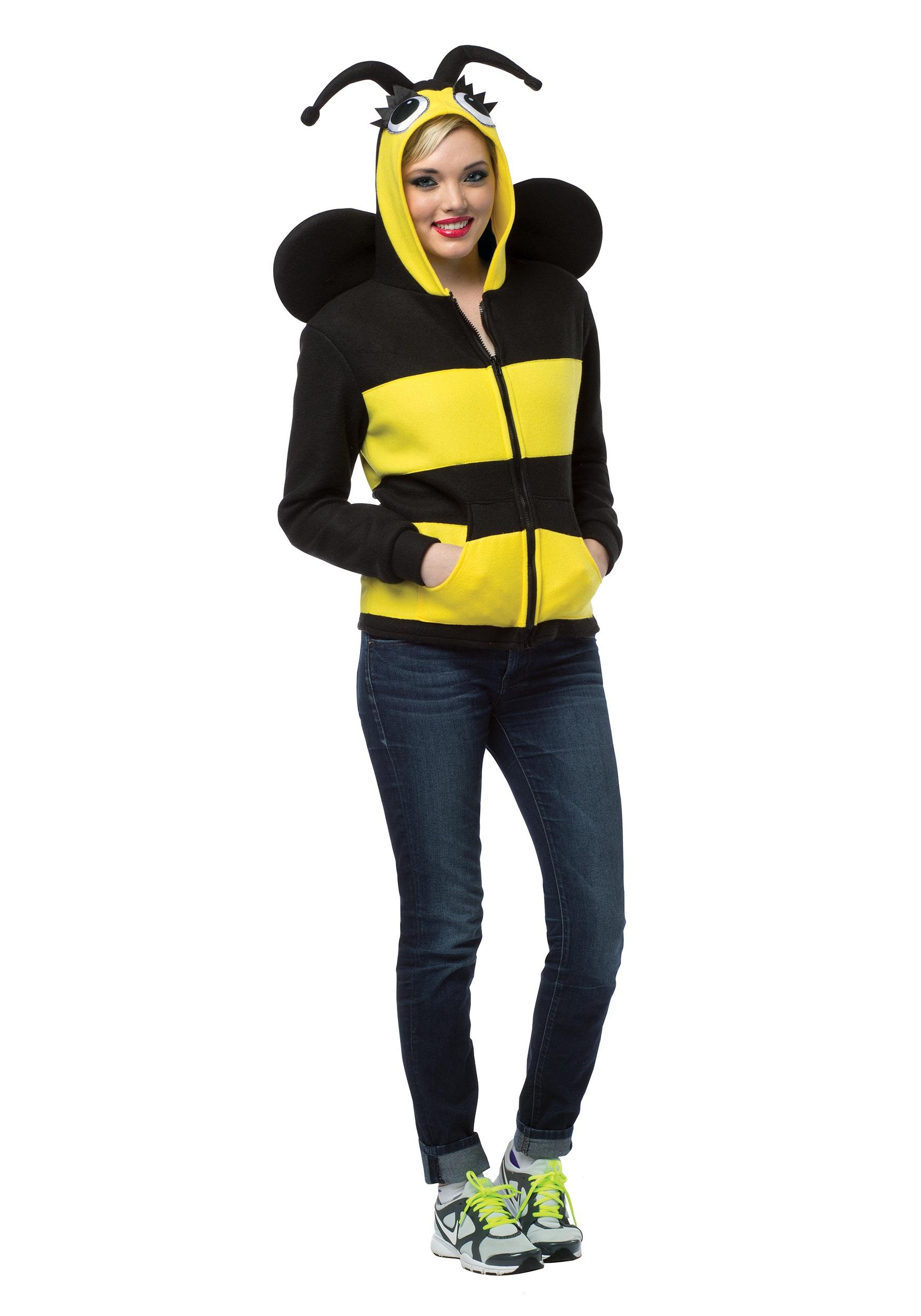 adult bee bumble costume