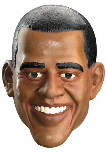 INOpets.com Anything for Pets Parents & Their Pets Obama Mask