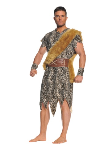 Click Here to buy Cave Dweller Costume from HalloweenCostumes, USA Funds & Shipping