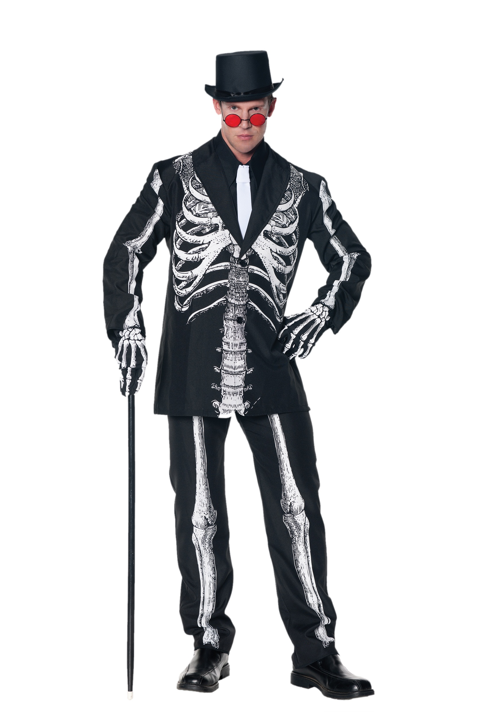 Bone Daddy Costume  sc 1 st  Halloween Costumes & Bone Daddy Skeleton Suit Costume