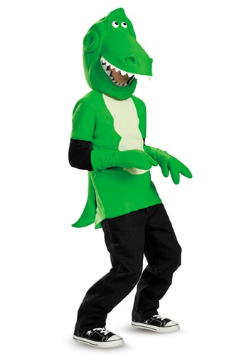 Toddler Toy Story Rex Costume