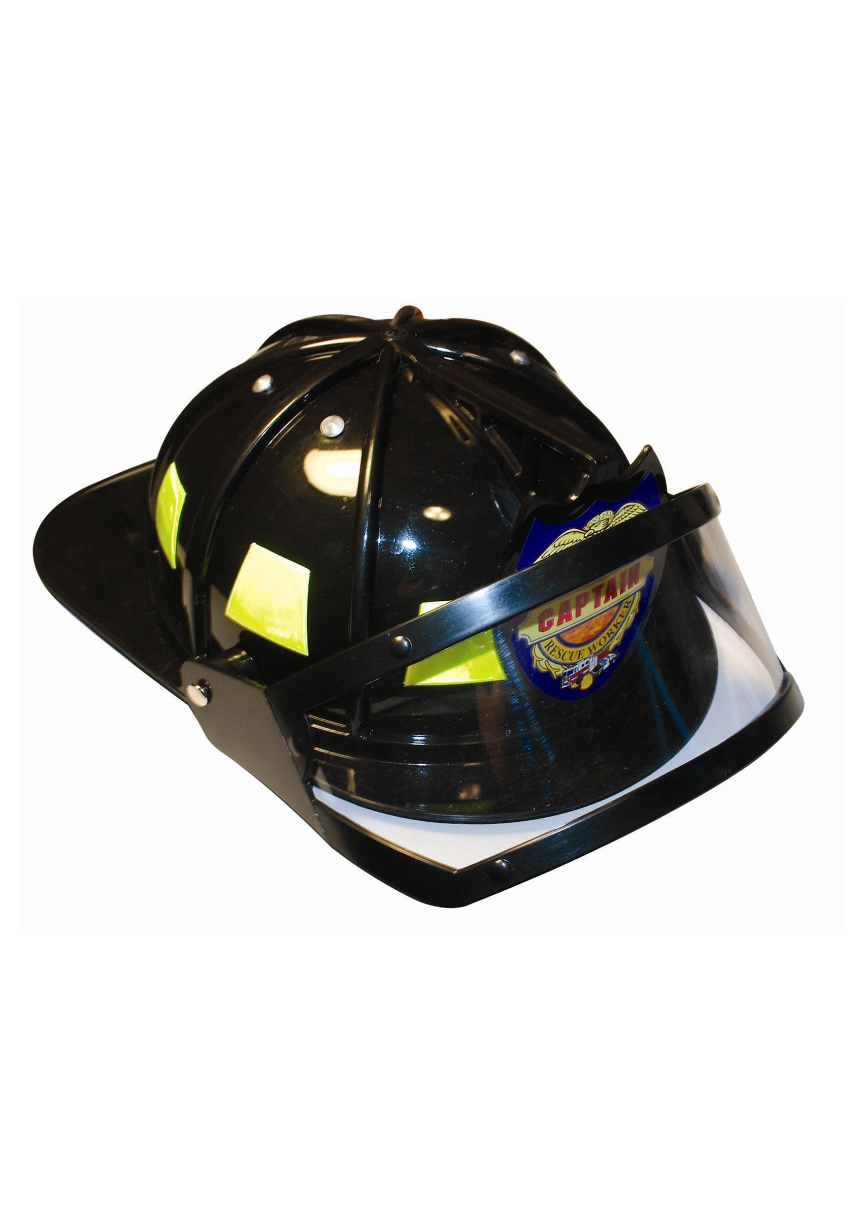 Firefighter Helmet W Visor