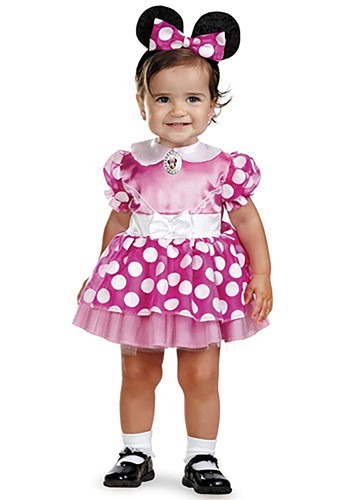 Minnie Mouse Costumes for Baby Girls