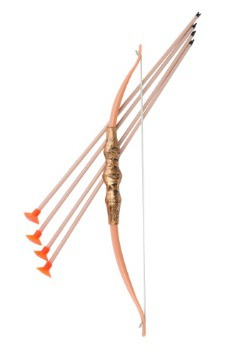 Forest Princess Bow & Arrow Set