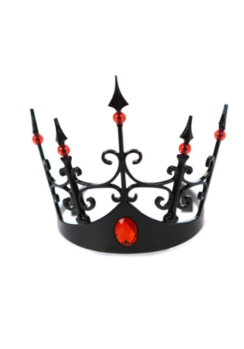Girls Black Crown