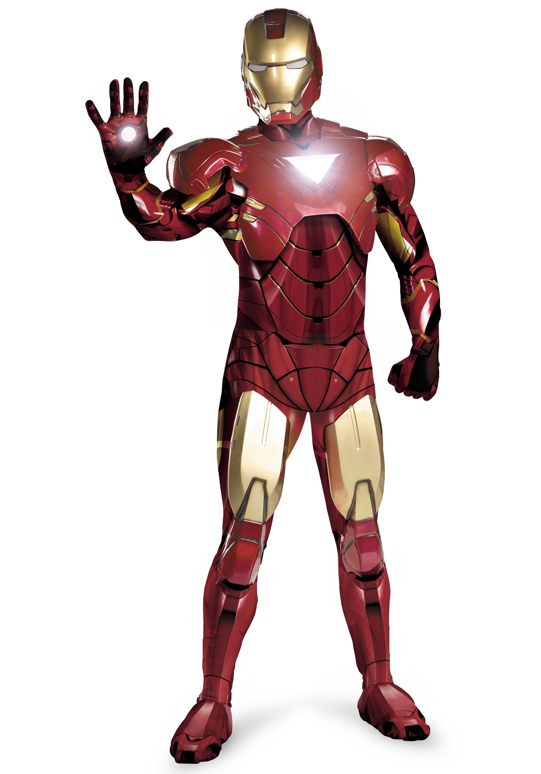 80s Fashion For Men Sale Iron Man Mark Costume