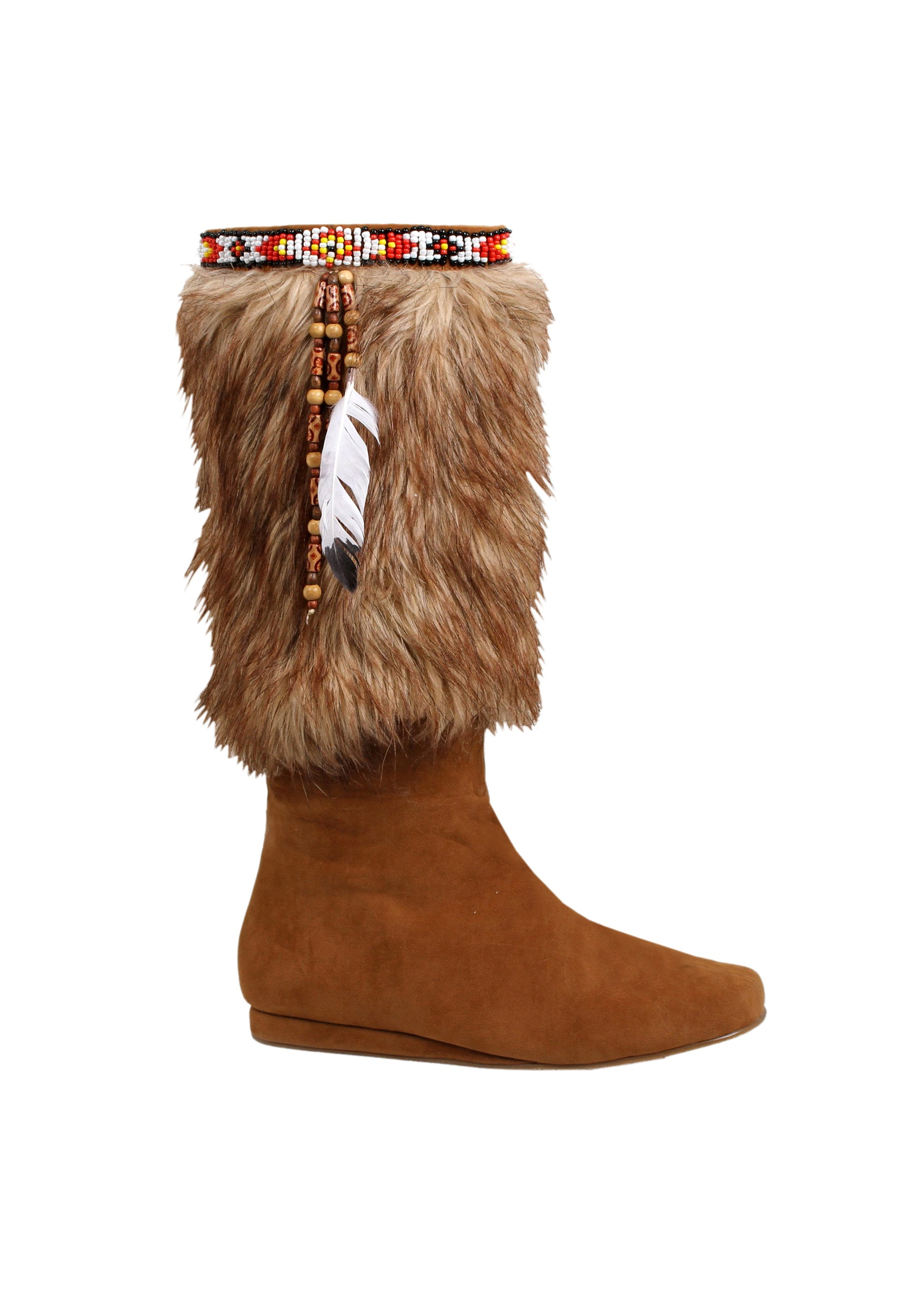 Adult_Brown_Native_American_Boots