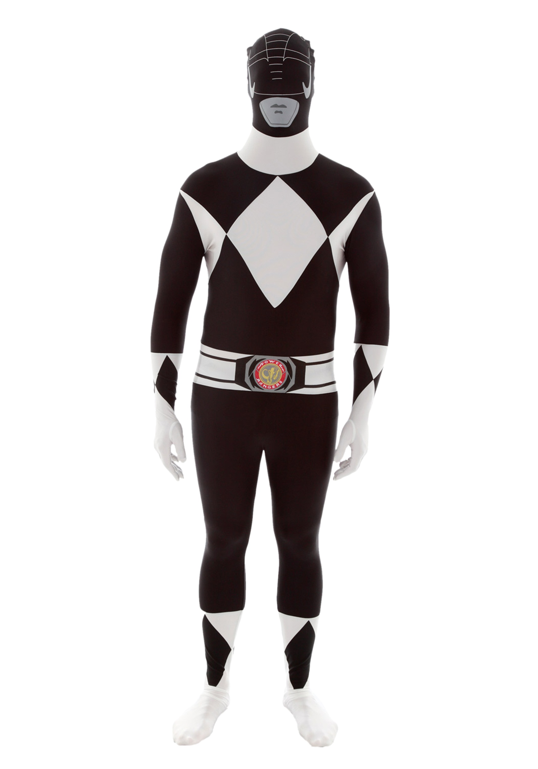 Power Rangers Yellow Ranger Costume Power Rangers Black Ranger